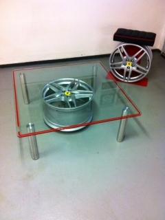 Gervadino design table basse et accessoires d co moteur for Application deco interieur